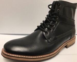 9c43e165543c JF J.Ferrar Men s Laced Leather Fashion Boots Size 9 !!!!