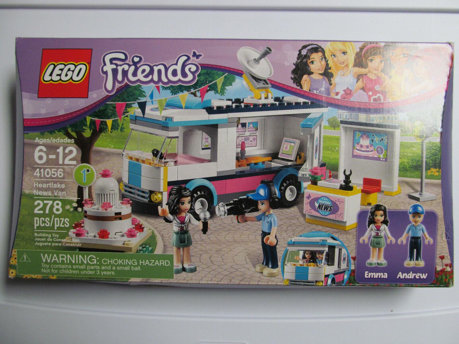 LEGO HEARTLAKE nuovoS VAN 41056 Friends Emma erew sealed  set nuovo  marca
