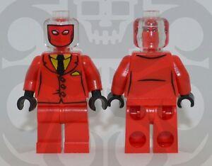 74991fa743a583 Details about LEGO JOHNNY SORROW Custom PAD PRINTED Super Heroes DC Comics  SUICIDE SQUAD JLA