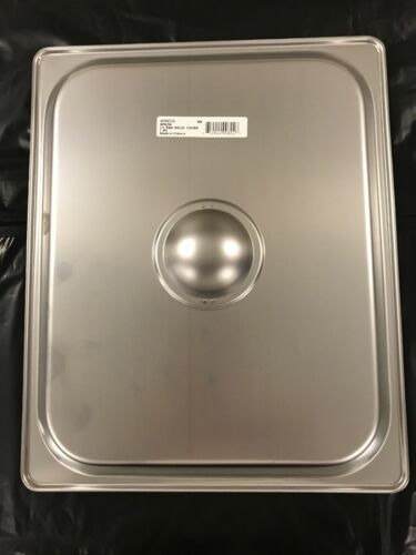 Winco Superior 1//2 pan size solid lid cover