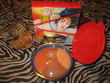 MAC Mineral Skinfinish GOLDEN LARIAT Wonder Woman Jumbo MSF Rare GLOBAL SHIP 💋