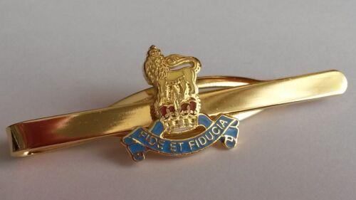 1 of 1 - Regimental Tie Clip  British Royal Army Pay Corps (RAPC)