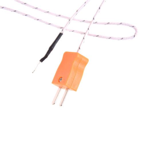 1M K Type Thermocouple Probe Sensor For Digital Thermometer  vbuk