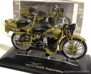 1-24-MOTO-GUZZI-SUPERALCE-DIECAST-STARLINE-MODELS-MOTORCYCLE-BIKE