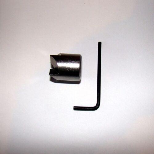 Ersatzfräserkopf Fräserkopf 25mm 4 Schneiden Drechseln T71
