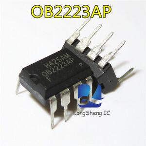 10pcs-OB2223AP-DIP8-NEW