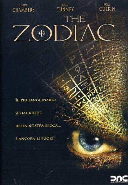 The Zodiac (DVD) Usato