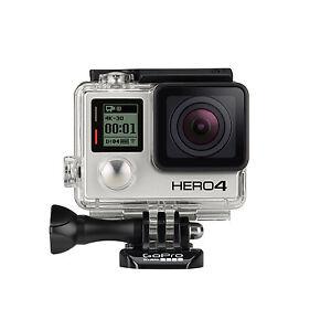 GoPro-HERO4-Silver-Edition-Action-Camara-Reacondicionado-Certificado