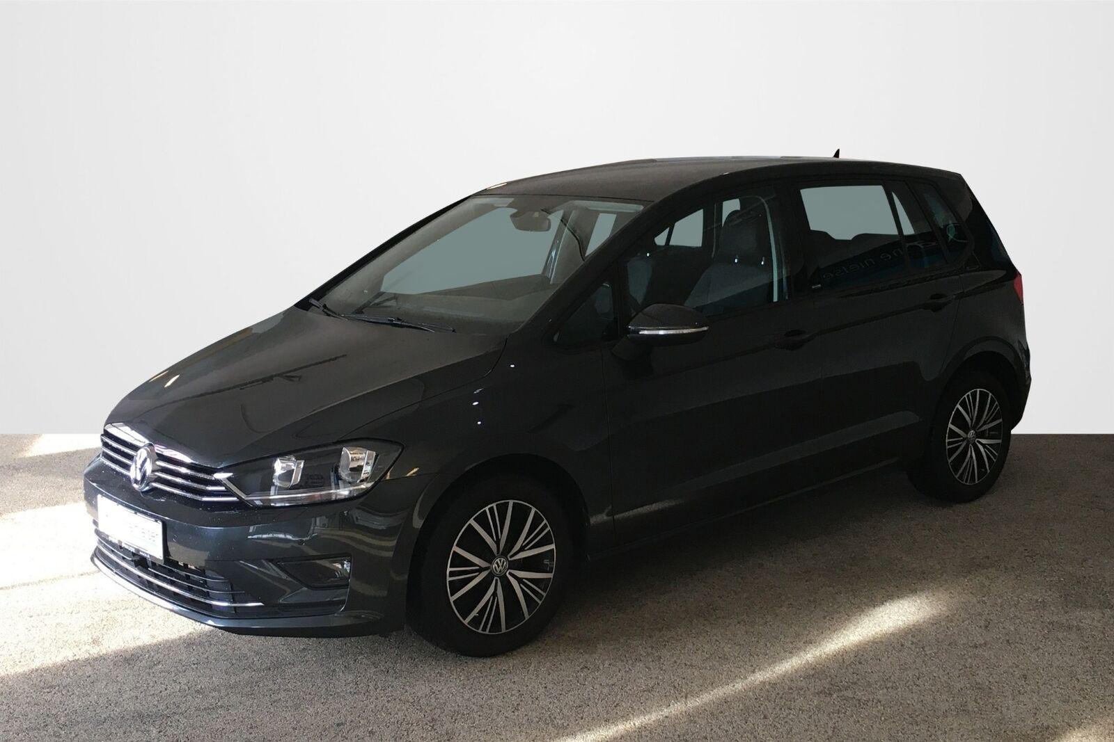 VW Golf Sportsvan Billede 0