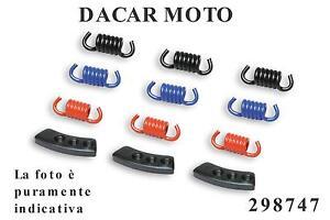 Sparsam Serie Federn Malossi Hsc Sc 01 50 298747 Schnelle WäRmeableitung Motorradteile Antriebsstränge & Getriebe