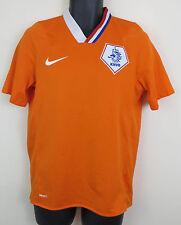 Holland Football Shirt 2008-10 Euro 2008 KNVB Netherlands Voetbalshirt Small S