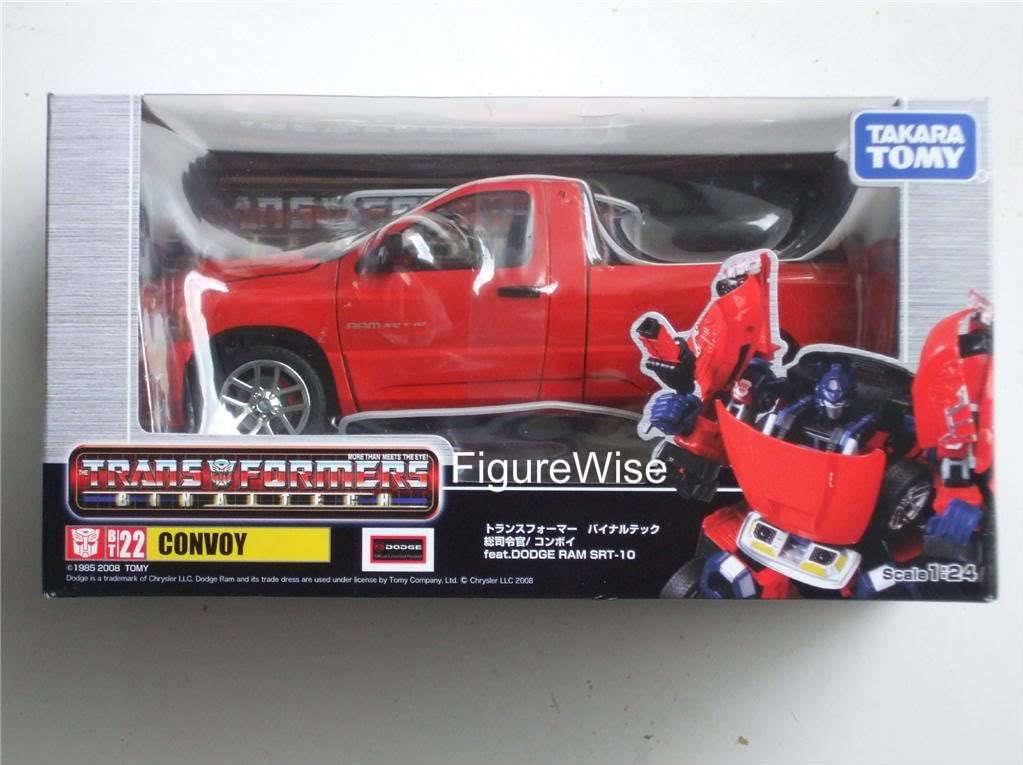 mejor oferta Takara Transformers Binaltech BT-22 alternadores convoy Optimus Prime Figura, Figura, Figura, Nuevo  distribución global