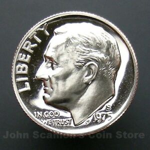 Gem Deep Cameo! 2009 S Proof ROOSEVELT DIME US Coin