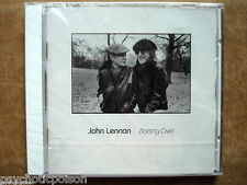 JOHN LENNON - Starting Over  US PROMO CD with Interviews and rare tracks CAPITOL