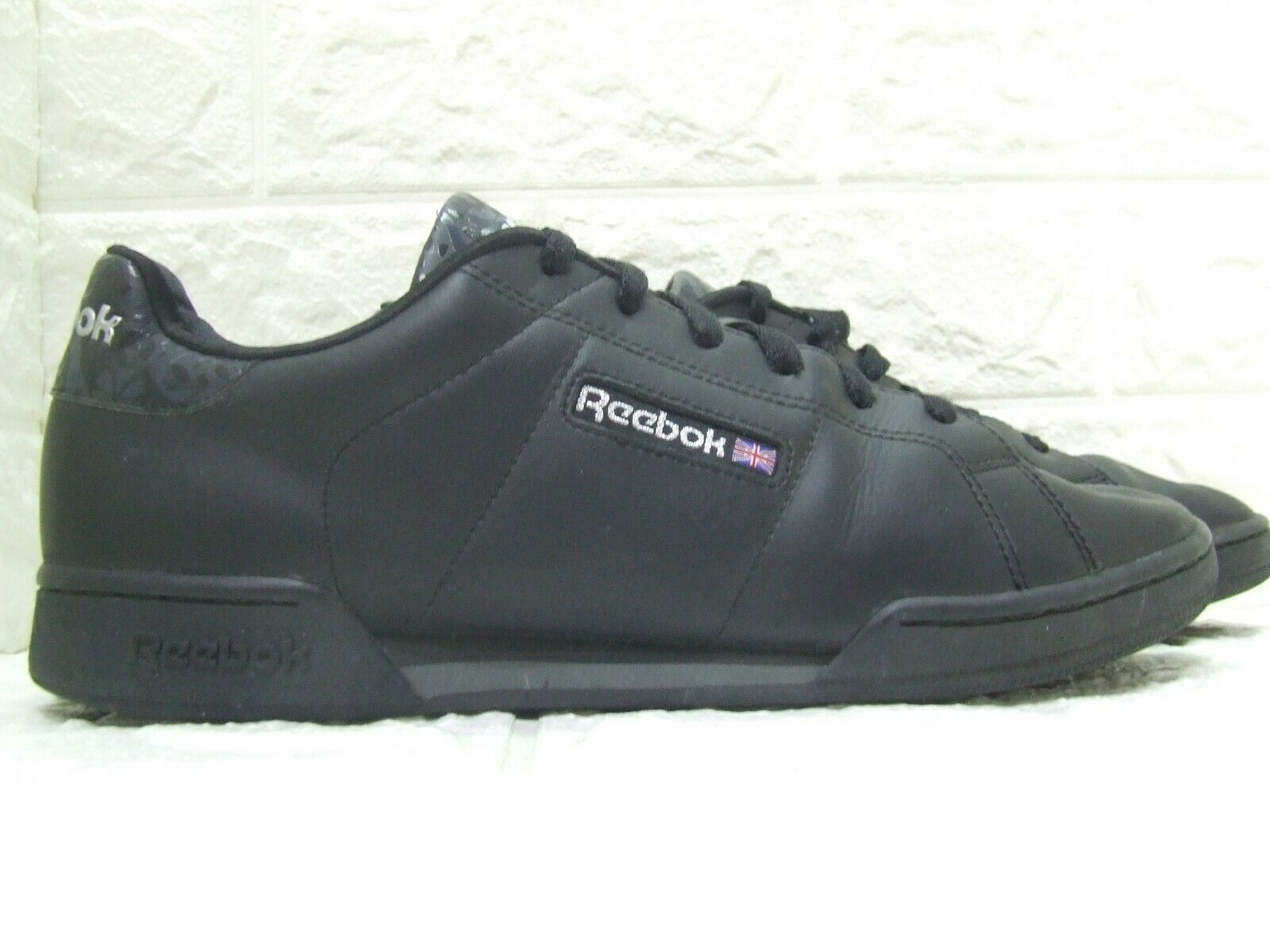 SHOES WOMAN SNEAKERS REEBOK LEATHER size US 10 - 41 (141)