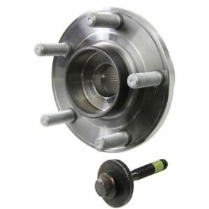 Volvo-V50-Estate-2004-2013-Front-Hub-Wheel-Bearing-Kit-With-DSTC