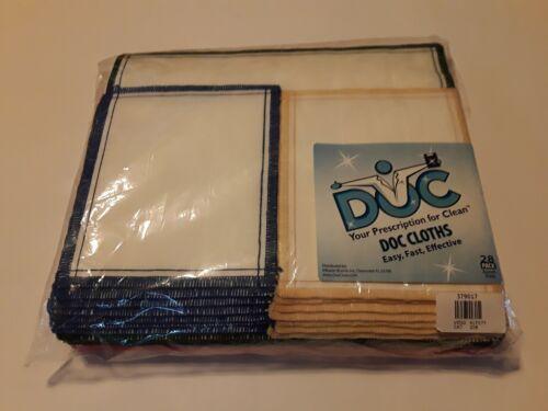 Doc Wood Fiber Cloths 28 Pack
