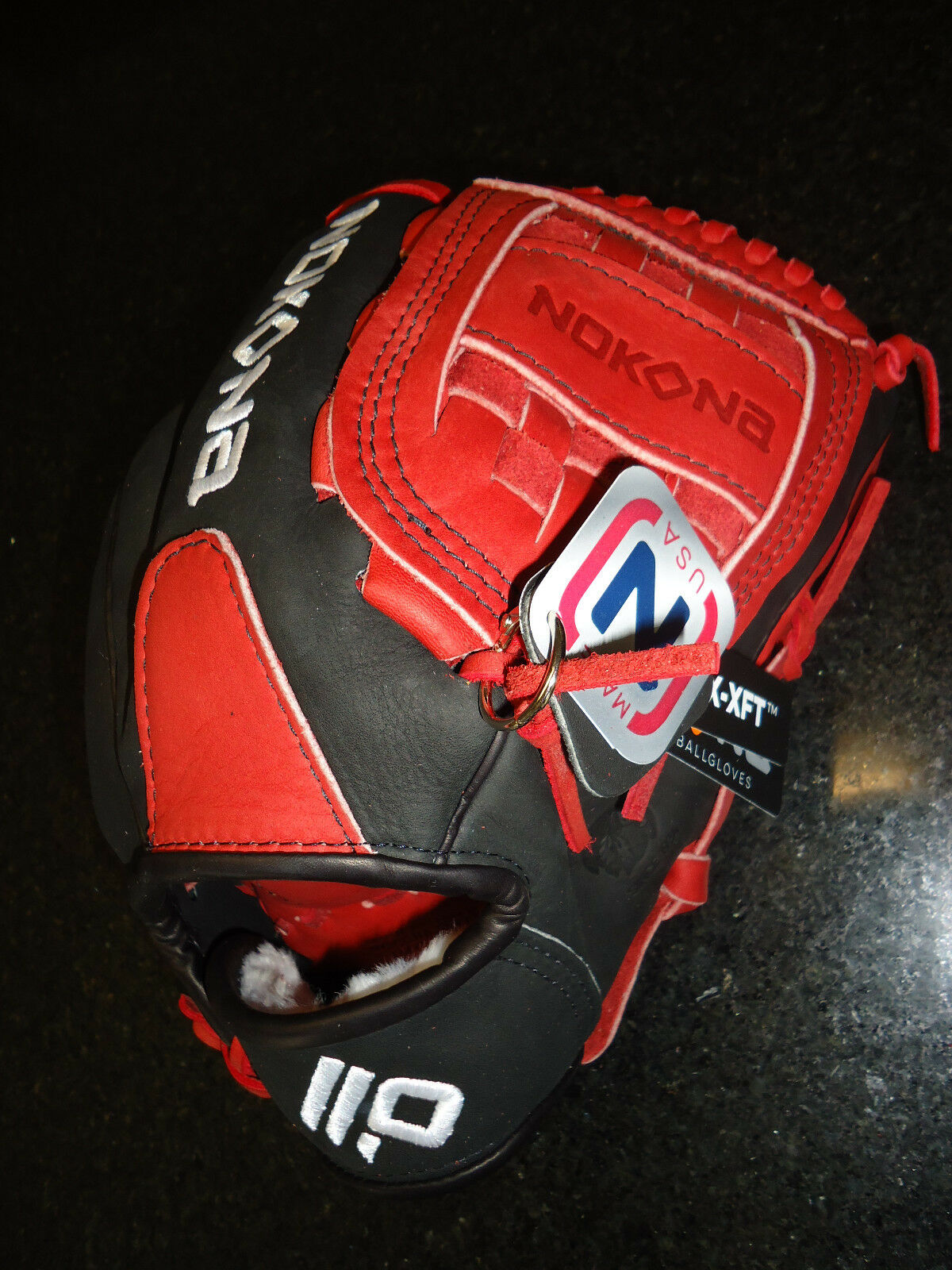 NOKONA ONYX XFT LIMITED EDITION SUPERSOFT BASEBALL GLOVE 12
