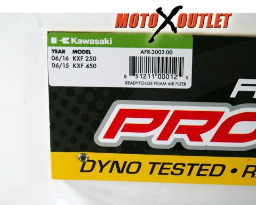 Kawasaki KX 450 Air Filter Maxima Pro KX450F KX450 450F 2006 2007 2008 2009-2015