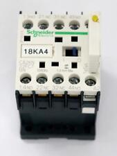 Schneider Electric TeSys CA2KN22FC7 Control Relay with LA4KE1FC Relay Suppressor