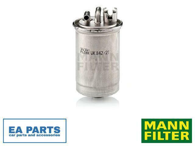 Mann Filter WK 842//21 x Filtro para Combustible