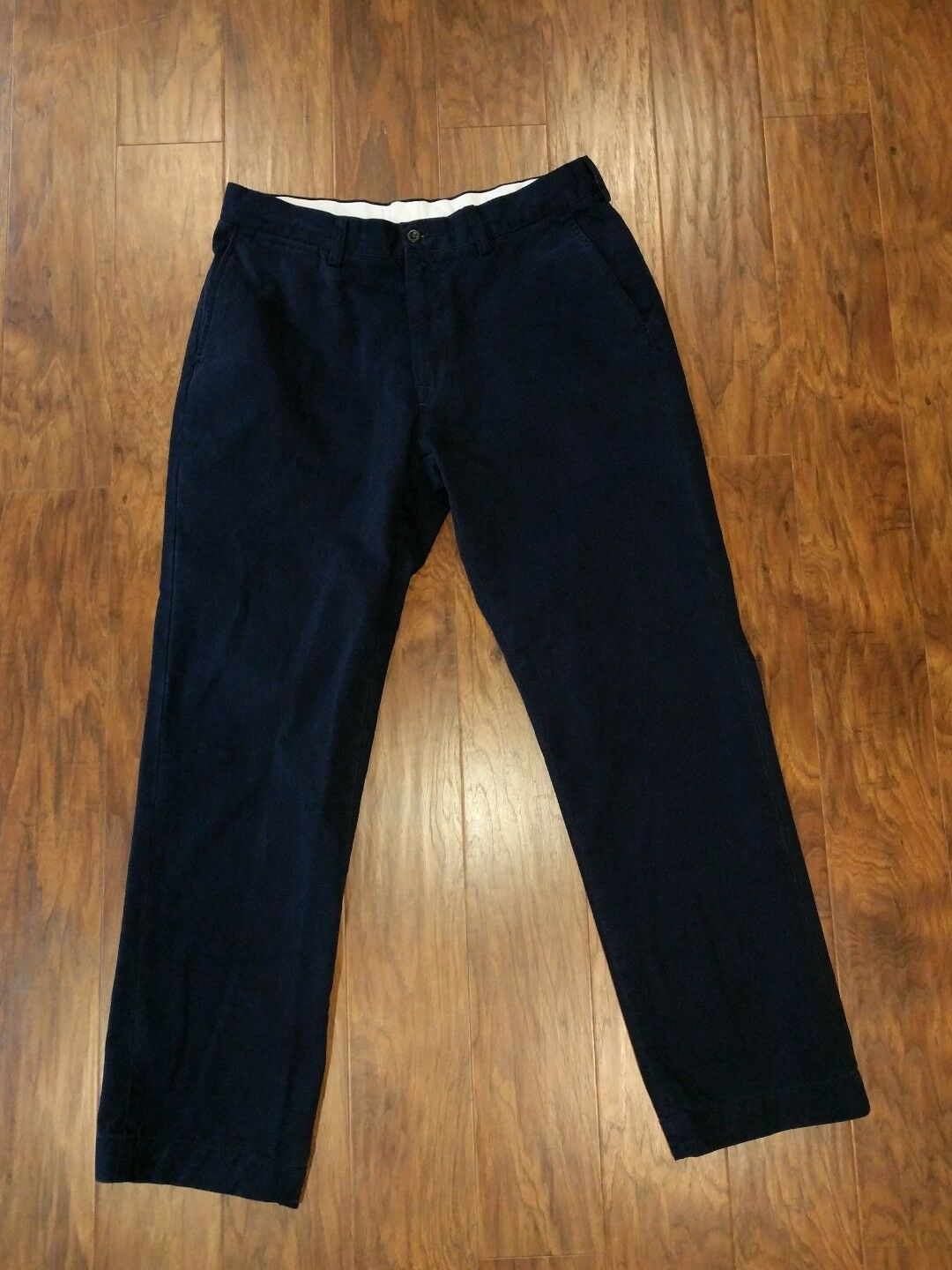 Polo Ralph Lauren Navy Pants