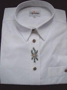Lederhosen Trachten EdelweissEbay Oktoberfest New German Shirt MXl OPZikXu
