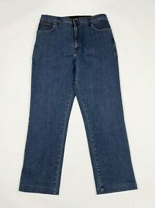 Wrangler-jeans-uomo-usato-gamba-dritta-denim-W40-tg-54-straight-boyfriend-T6776