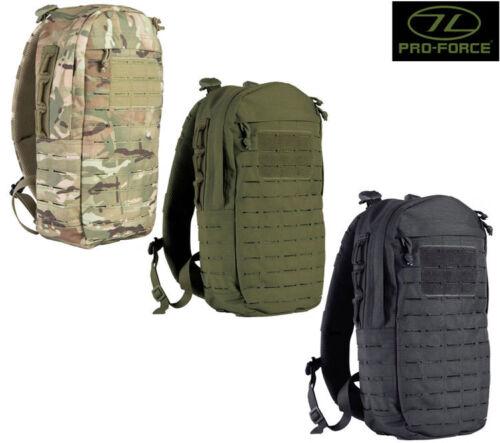 Army Military Cobra Single Strap Backpack Day Pack Travel Rucksack Bag 15L Camo