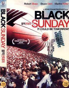 Domingo-Negro-1977-John-Frankenheimer-DVD-NUEVO