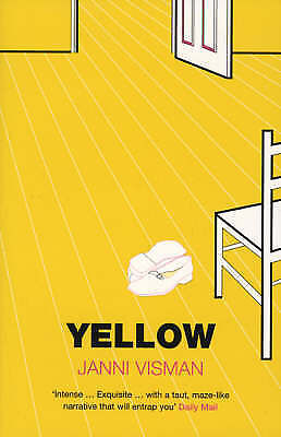 1 of 1 - Visman Janni-Yellow  BOOK NEW