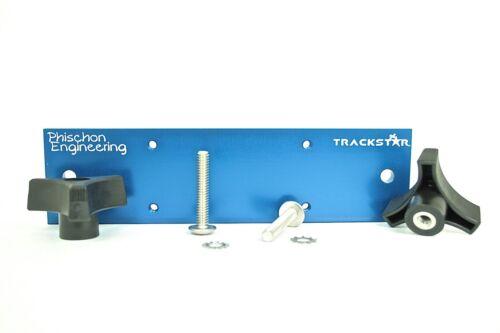 TrackStar Gunnel Track Mount Tracker Versatrack // Lund Sport Trak Bracket