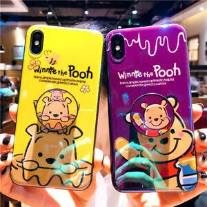 iphone xs max winnie the pooh phone case