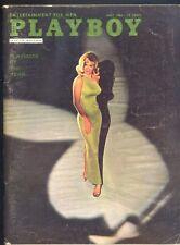 Playboy may 1966 ed.USA Allison Parks,Vargas Girl,vintage magazine