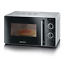 Severin MW 7875 Mikrowelle//Grill silber