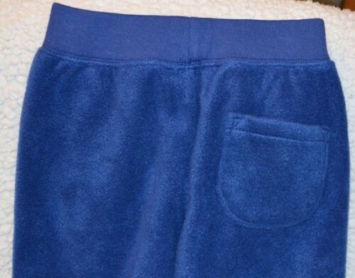 Infant//Toddler Pants Size 3T /& 5T baby Gap Blue Fleece New FREE SHIPPING