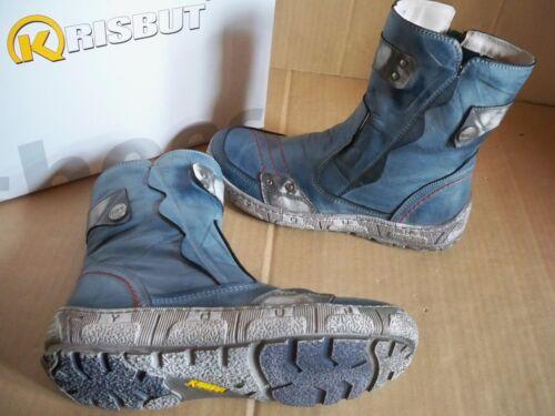 Gr Women Boot 37 rivestimento Blue interno Inserto Leggero 3090 Allentato Krisbut XBPAA