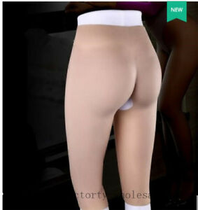 4aacff00885 Full Silicone Pads Buttocks and Hips Enhancer Body Shaper Pants Sexy ...