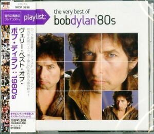 BOB-DYLAN-PLAYLIST-THE-VERY-BEST-OF-BOB-DYLAN-1980-039-S-JAPAN-CD-C25