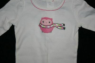 GYMBOREE Baby Girls POP POPCORN Applique Tee T-Shirt Top ~ Sz 12-18M ~ NWT
