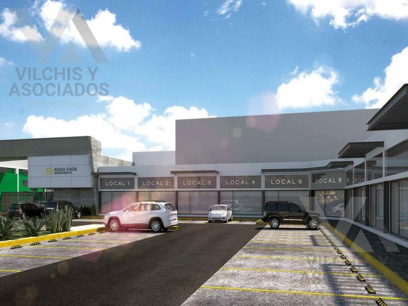 Nave Industrial - Aeropuerto Querétaro (Ing. Fernando Espinoza Gtz.)