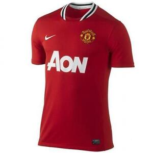 100-Authentic-Men-s-Manchester-United-Home-Shirt-2011-2012-Size-XXL-2XL
