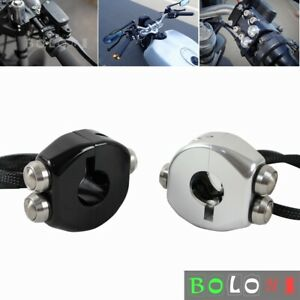 Motorcycle 25mm Handlebar M-switch Push Button Switch Control for Harley 7/8″