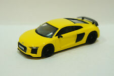 Tarmac Works Audi R8 V10 Plus Vegas Yellow 1/64