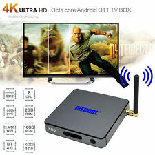 BB2 TV Box OTA Amlogic S912 Octa Core 2/16G 17.0 WIFI Bluetooth for Android