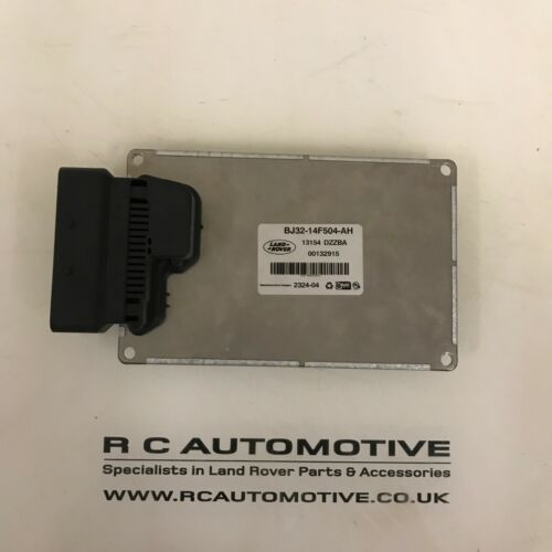 RANGE ROVER EVOQUE DYNAMIC ACTIVE SUSPENSION CONTROL MODULE BJ3214F504AH