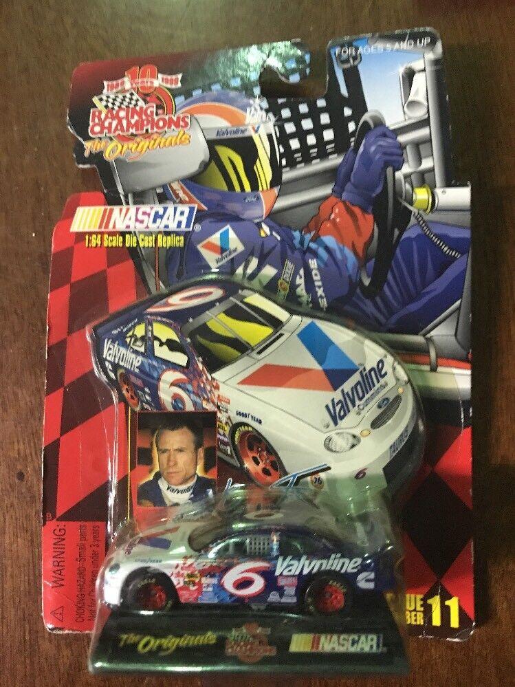 NASCAR 1 64  Mark M RACING CHAMPIONS  NEW SEALED
