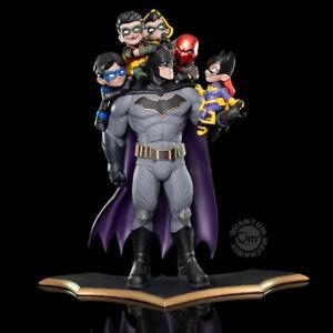 QMX-Batman-Family-Q-Master-Diorama-Figure-Statue-NEW-SEALED