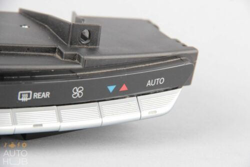 07-13 Mercedes W221 S550 CL550 S63 A//C AC Heater Climate Control Switch OEM #2