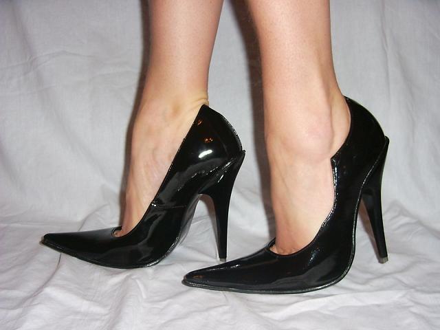 High heels, pumps producer Poland -heels 13cm-grobe 35-47 -FASHION STYLE FS59